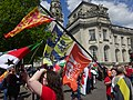 March for Welsh Independence arranged by AUOB Cymru First national march; Wales, Europe 10.jpg