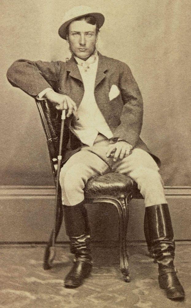 Marcus Clarke 1866
