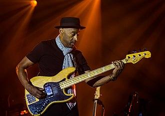 Marcus Miller - Marcus Miller at Leverkusener Jazztage 2017