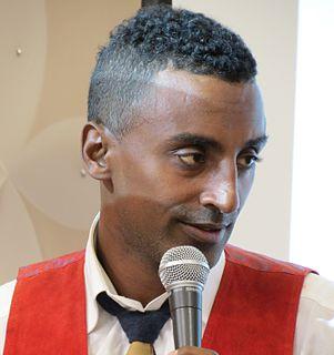 Marcus Samuelsson Ethiopian Swedish chef