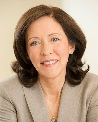 2018 United States Senate election in Washington - Image: Maria Cantwell (cropped)