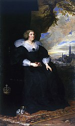 Maria de' Medici by Anthony van Dyck.jpg
