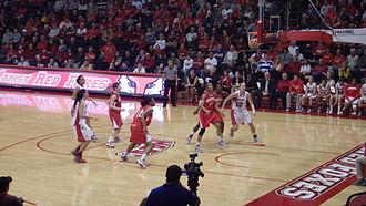 Marist Red Foxes - Marist women's basketball game vs Boston University at McCann Arena