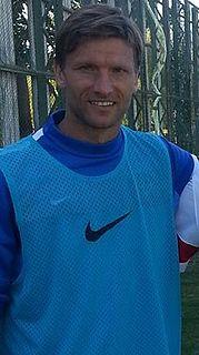 Marius Stankevičius Lithuanian footballer