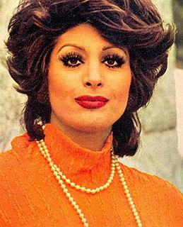 Marjan (singer) Iranian singer and actress