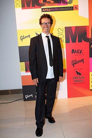 Mark Gable - APRA Awards 2012