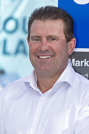 Mark Taylor (cricketer) - Taylor in 2014