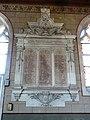 Marolles-les-Braults (Sarthe) église, mémorial-monument aux morts.jpg