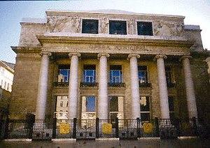 Marseilles opera house