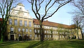 Martin-Luther-Gymnasium Eisleben