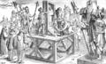 Martyr of St. Matthew (Cranach, 1549).png