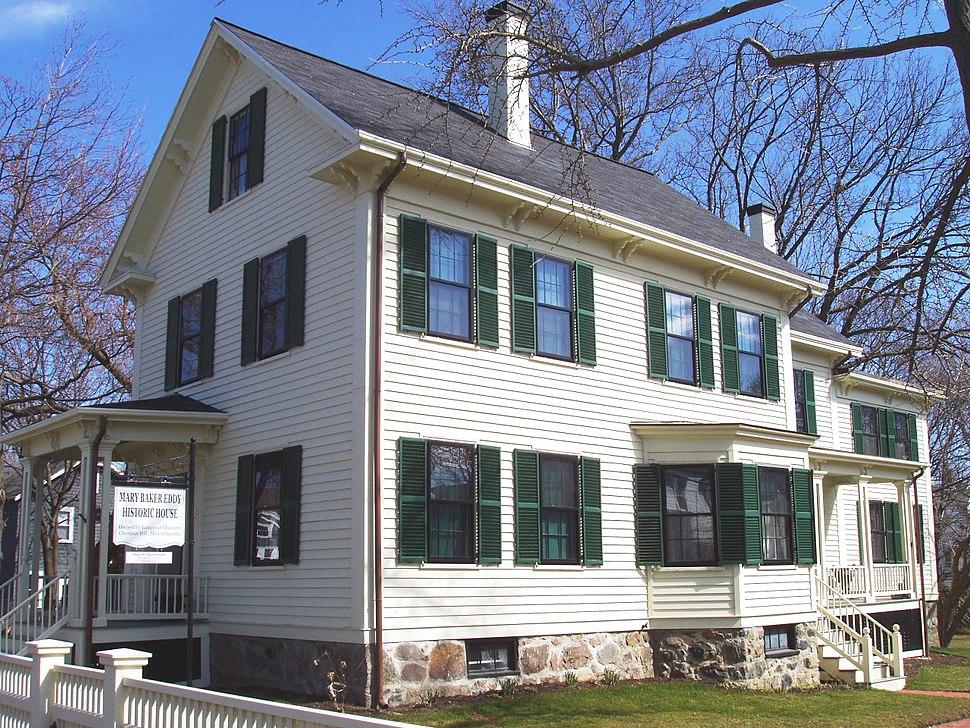Mary Baker Eddy Historic House - Swampscott, MA