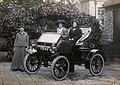 Mary Blathwayt, Annie Kenney and Margaret Hewitt, 1909. (22531994299).jpg