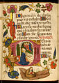 Master of Walters 323 - Leaf from Barbavara Book of Hours - Walters W32332V - Open Reverse.jpg
