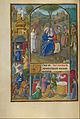 Master of the Dresden Prayer Book (Flemish, active about 1480 - 1515) - The Visitation - Google Art Project.jpg