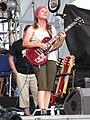 Masters of Rock 2010, Gaia Mesiah, Santa Morella.jpg