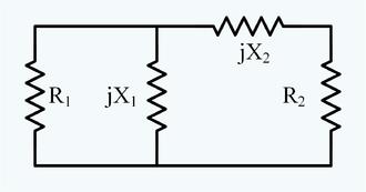 Impedance matching - Image: Matching L Pad