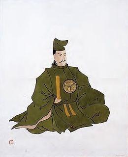 Matsudaira Tadateru son of Tokugawa Ieyasu