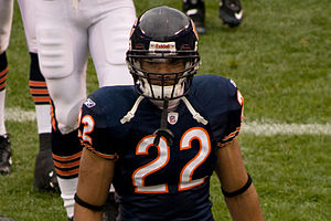Matt Forte - Forte with the Chicago Bears in 2008