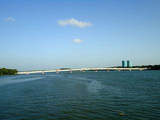 Mattancherry Bridge bridge in India