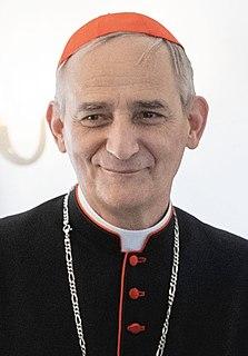 Matteo Zuppi Italian archbishop