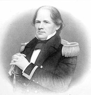 Matthew Fontaine Maury - USN Matthew Fontaine Maury 1855