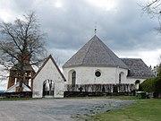 Mattmar kyrka