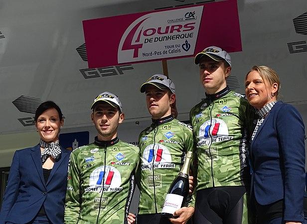 Maubeuge - Quatre jours de Dunkerque, étape 2, 7 mai 2015, arrivée (B48).JPG
