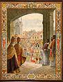 Maurice Leloir-Le Roy Soleil - Proclamation de la majorité du roi.jpg