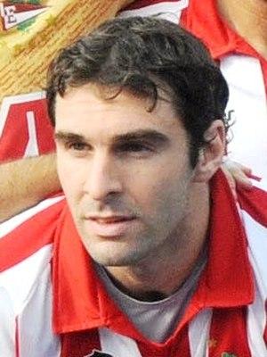 Mauro Boselli - Image: Mauro Boselli Estudiantes LP 2010