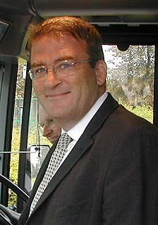 Tony McNulty English politician