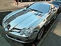 Mc Laren SLR Brabus Silver (6352612825).jpg