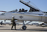 Medal of Honor jet departs 3rd MAW 131114-M-XW721-004.jpg