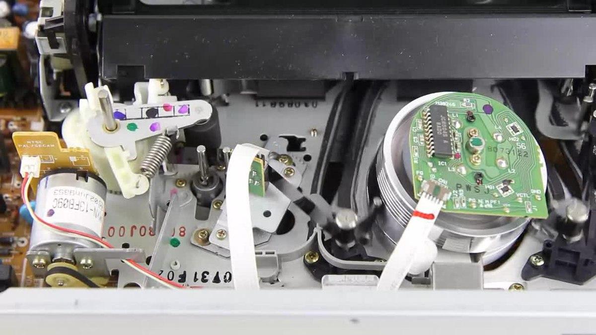 Videocassette recorder - Wikipedia