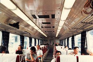 Meitetsu KiHa 8000 series - Image: Meitetsu 8052 syanai