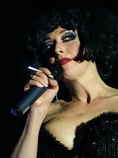Australian dancer and cabaret performer