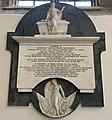 Memorial to Stewart Alexander Kershaw in Town Church, Guernsey.jpg