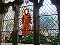 Memorial window - St Mary's Halstock - geograph.org.uk - 1042752.jpg
