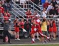 Mentor Cardinals vs. St. Ignatius Wildcats (9697306896).jpg