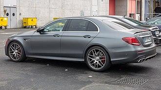 Mercedes-Benz E-Class (W213) - E 63