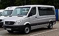 Mercedes-Benz Sprinter Kombi 211 CDI (W 906) – Frontansicht, 8. September 2013, Bösensell.jpg