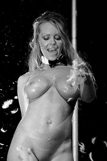 Mercedes Ambrus at Erotica Tour Millennium 200...