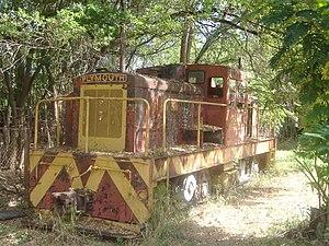 Arroyo, Puerto Rico - Tren del Sur
