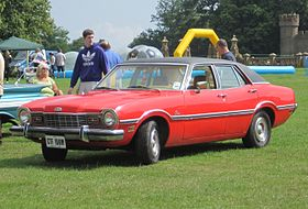 Mercury Comet 1973 ca 4100cc at Knebworth 2013.JPG