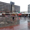 Merry-go-round in Gwent Square, Cwmbran (geograph 3948051).jpg