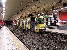 Metro De Bruselas Wikipedia La Enciclopedia Libre