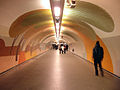 Metro de Paris - Couloir Paris-Nord - La Chapelle.jpg