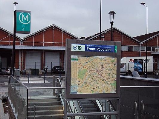 Front Populaire (Paris Métro)