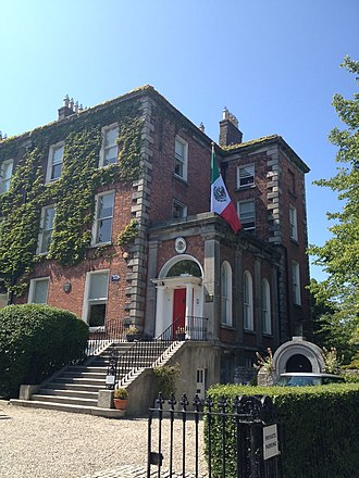 Ireland–Mexico relations - Embassy of Mexico in Dublin
