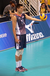 Micah Christenson American volleyball player